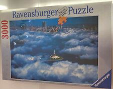 3000 Pieces Jigsaw Puzzle Brand New Sealed Ravensburger Twin Towers New York