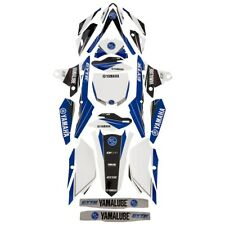 YAMAHA GRAPHIC KIT BY D'COR VISUALS YZ250F 2014-2017 DBY-ACC56-34-85