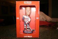 Saku Koivu Montreal Canadians Metro Bobblehead Figurine