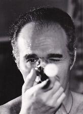 Michel Piccoli Dillinger est mort Marco Ferreri Original Vintage 1970