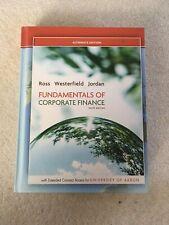 Fundamentals of Corporate Finance 10th Edition