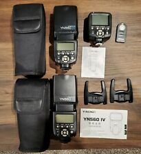 Yongnuo Yn560-Iv Speedlite Wireless Dslr Flash & Tx Manual Flash Controller Set