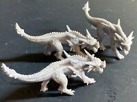 3x Salamander Razordon Seraphon, Lizardmen - Proxies Age Of Sigmar