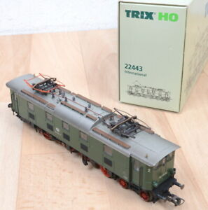 Trix H0 International 22443 E-Lok BR 152 034-5 der DB / OVP / Neuwertig