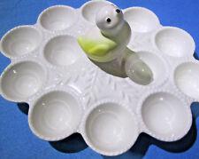 Californis Pottery Devil Egg Plate