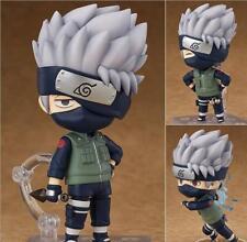 Nendoroid 724 Anime Naruto Shippuden Kakashi Hatake PVC Figure Toy
