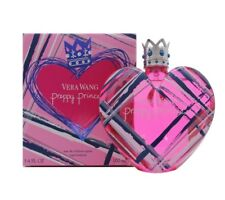 VERA WANG PREPPY PRINCESS EAU DE TOILETTE 100ML SPRAY - WOMEN'S FOR HER. NEW