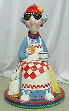 Hallmark Maxine Cookie Jar Cookies They're Not Just for Breakfast Anymore Used