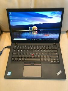 Lenovo Thinkpad T470s i7-6600U 4GB 128GB SSD FHD IPS