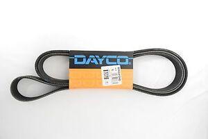 Dayco Serpentine Belt 8PK2413 Fits Toyota Tundra 2007-2020 (Heavy Duty)