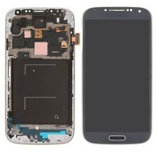 Pantalla completa LCD Tactil marco Samsung Galaxy S4 I9505 negro