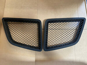 Mitsubishi CT9A Lancer Evolution 7 VII Bonnet Hood Vents Evo 7