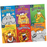 Sue Graves 6 Books Collection Set Pack (Behaviour Matters)Hippo Owns Up,Lion's