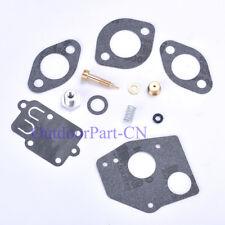 Carburetor Overhaul Rebuild Kit for 3HP 5HP Briggs Stratton 495606 494624 Carb