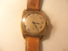 RARE ANTIQUE VINTAGE  ROLEX 9CT GOLD WATCH W&D ROLEX CASE