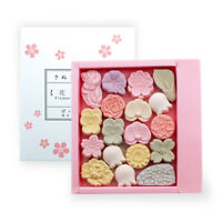 Wasanbon Flower Wagashi Japanese Sweets Confectionery Free Shipping from Japan!!
