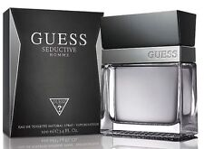 Guess Seductive by Guess EDT *MEN'S PERFUME* 3.4 oz / 100 ml spray *NEW Sealed