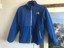 Boys THE NORTH FACE Fleece Jacket Youth Size L (14/16) Blue, 55% OFF!