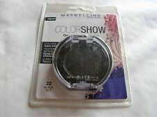 MAYBELLINE FARD COLOR SHOW MONO N°22 BLACK OUT SOUS BLISTER