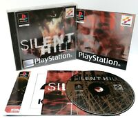 Silent Hill ~ Sony PlayStation PS1 Black Lbl Game ~ Horror *Excellent Complete*
