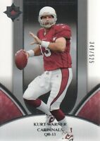 2006 Upper Deck Ultimate Collection Football Cards Pick From List