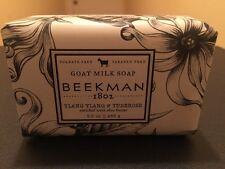 Beekman 1802 Ylang Ylang & Tuberose Goat Milk Soap Aromatherapy Formula 9 Oz Bar
