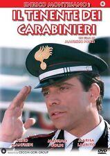 Dvd IL TENENTE DEI CARABINIERI - (1985) ***Enrico Montesano*** ......NUOVO
