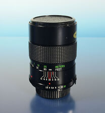 Vivitar 135mm/2.8 Auto Telephoto Lens Lens for Minolta MD (41589)