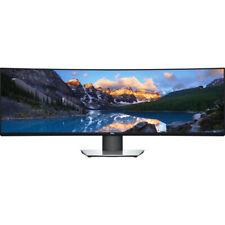 """Dell U4919DW 49"""" Curved LED HD Monitor - Black"""