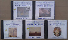 WHITE LABEL - SELECTION OF CLASSICAL CD's by MOZART, BEETHOVEN, VIVALDI & OTHERS
