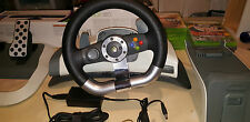 Microsoft Xbox 360 Wireless Racing Volante y pedales