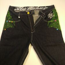 Vintage 90s Live Mechanics Jeans 38x34