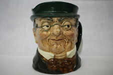 Mint, Large Royal Doulton Toby Jug Mr. Pickwick, A Stamp, from England, (16)