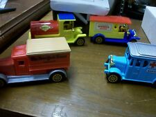 Readers Digest  Set of Four Classic Trucks - Sonoco - New York Times 1-a-1