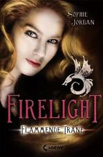 Jordan, Sophie - Firelight 02. Flammende Träne /4