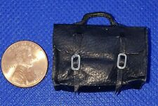 1:12 Scale Dollhouse Miniature Leather Handmade Old West Doctor Bag-