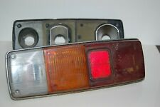 Jensen Healey rear light - complete and spare back plate AS SHOWN