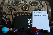 Cards Against Wizards! A harry deck for your Potter #HP #Muggles #CAH #Slytherin