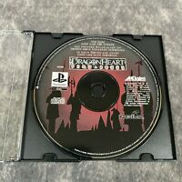 DragonHeart Fire & Steel PS1 PlayStation 1 PAL Game Disc Only Action Rare