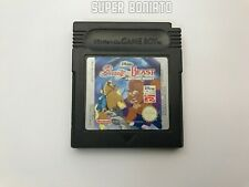 BEAUTY AND THE BEAST - NINTENDO GAME BOY  - G0045