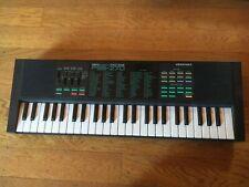 Yamaha Keyboard Synthesizer PortaSound PSS-270 Voicebank Electronic Synth w/ AC