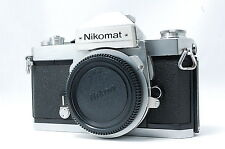 Nikon Nikkormat FT2 35mm SLR Film Camera Body Only  SN5024850