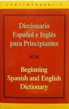 Contemporarys Diccionario Espa~nol E Ingles Para