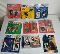 Sports Figures & Action Figures Random Lots From 80's 90's, 00's Read below