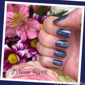 m9L3GoColorStreet MOON RIVER Nail Strips Glitter BRAND NEW **+TWOSIE**