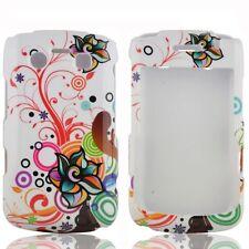W Autumn Flower Case Phone Cover BlackBerry Bold 9700