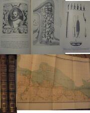 Voyage de la Vega autour de l'Asie et de l'Europe Nordenskiöld 1878 2 vol