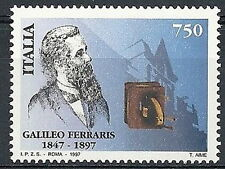 1997 ITALIA GALILEO FERRARIS MNH **