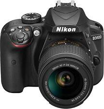 Nikon carcasa D3400 negro - Cashback Acción