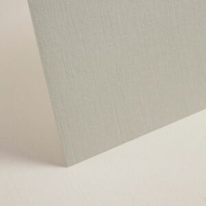 DALTON MANOR A4 IVORY LINEN CARD EMBOSSED 250GSM 10 SHEET PACK CRAFTING CARD